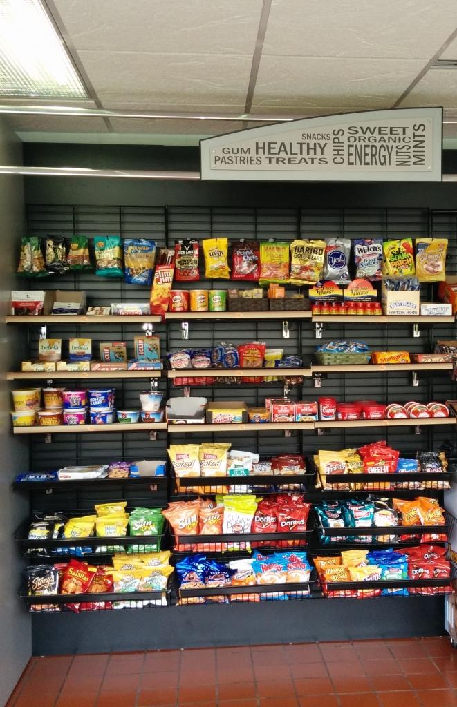 Vending Area Photo 1