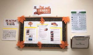 Alloway Twp Fall Wellness Bulletin Board