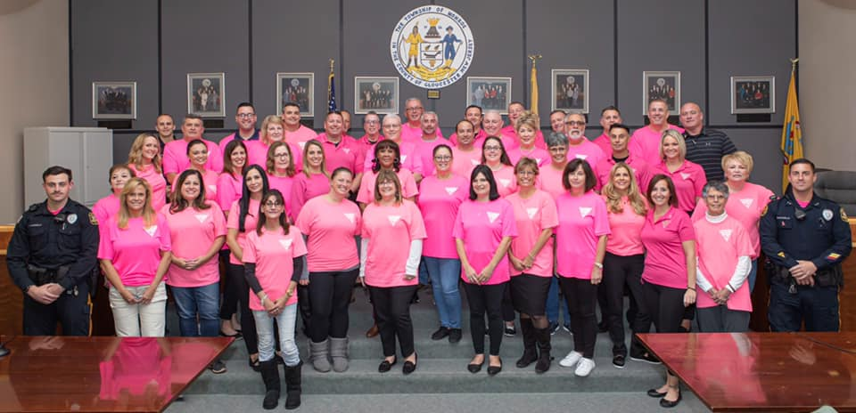 Monroe Twp October - Breast Cancer Awareness